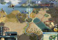 скриншот из демо-версии игры Sid Meier's Civilization 5