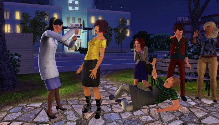 к игре Sims 3: Ambitions, The