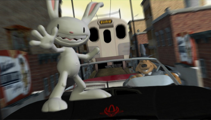 к игре Sam & Max: The Devil's Playhouse - Episode 1: The Penal Zone