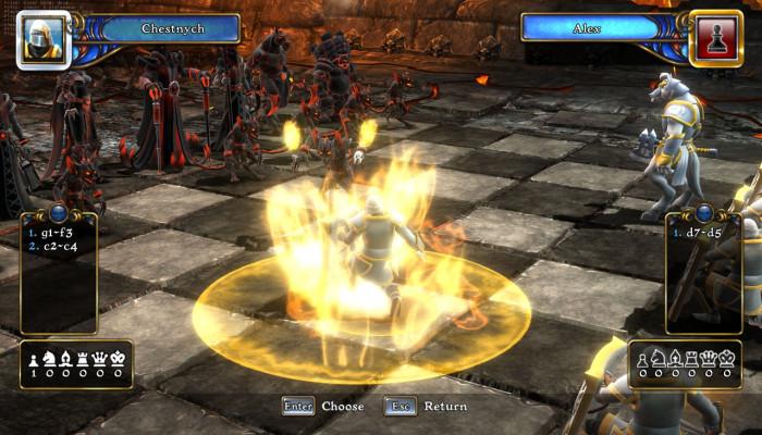 к игре Battle vs. Chess