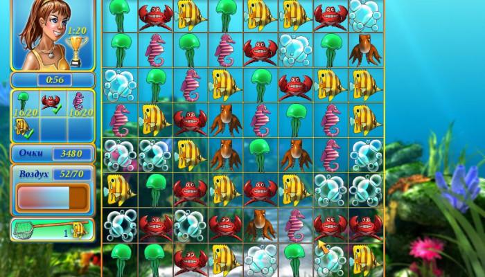 к игре Магазин тропических рыбок. Приключения Аннабель