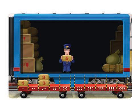 к игре Postman Pat: Special Delivery Service