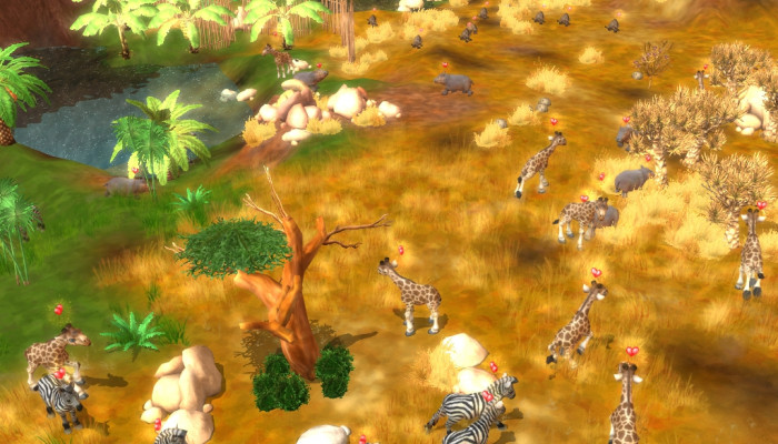 к игре Wildlife Camp: In the Heart of Africa