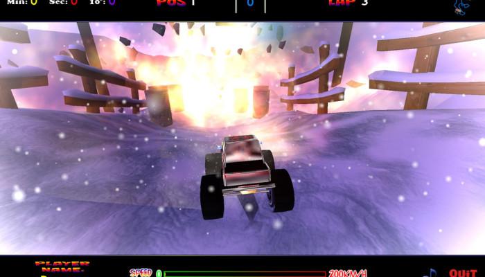 к игре 4x4 Dream Race