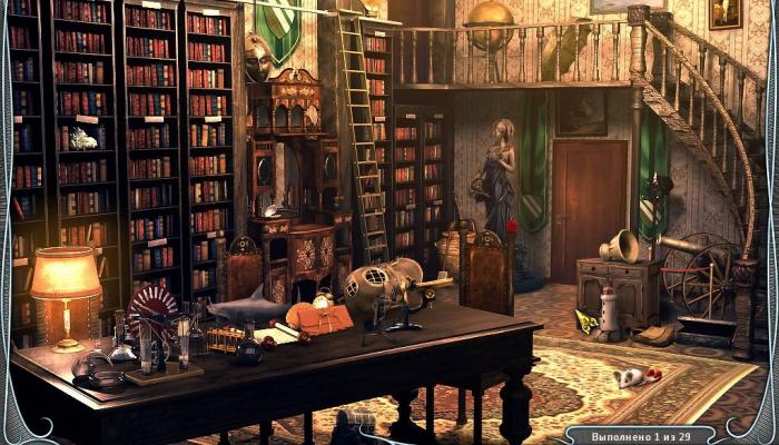 к игре Treasure Seekers: Follow the Ghosts
