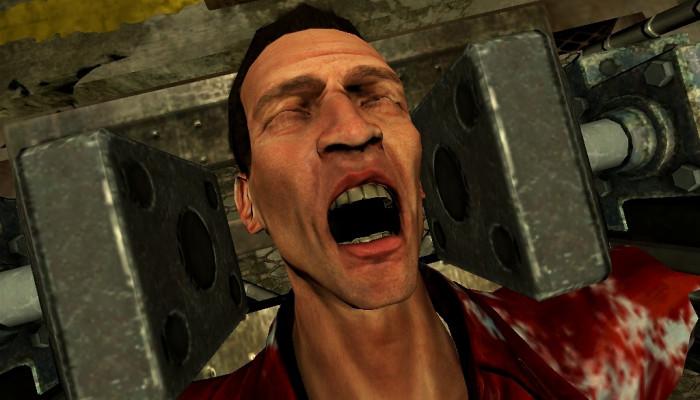 к игре Saw 2: Flesh and Blood
