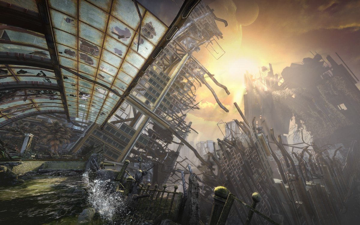 screenshots bulletstorm