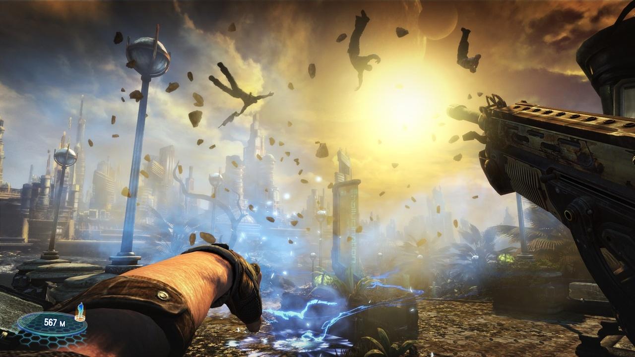 screenshots bulletstorm