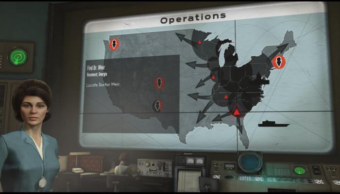 к игре Bureau: XCOM Declassified, The