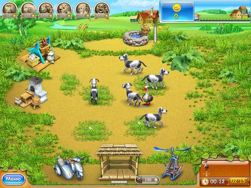 Farm Frenzy 3: Russian Roulette: Скриншоты