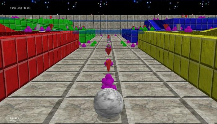 к игре Plasma Spheres 3D