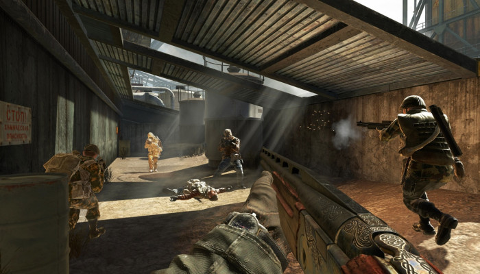к игре Call of Duty: Black Ops