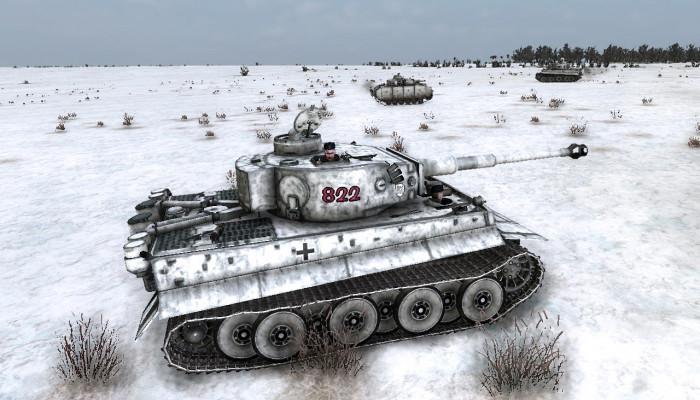 "к игре Achtung Panzer: Операция ""Звезда"""