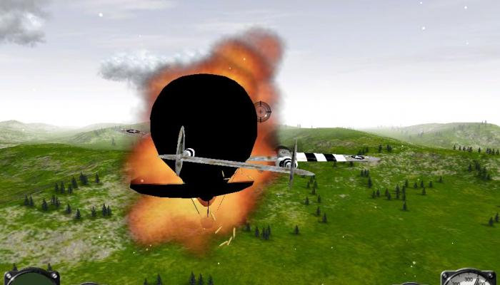 к игре Airstrike Eagles of World War II