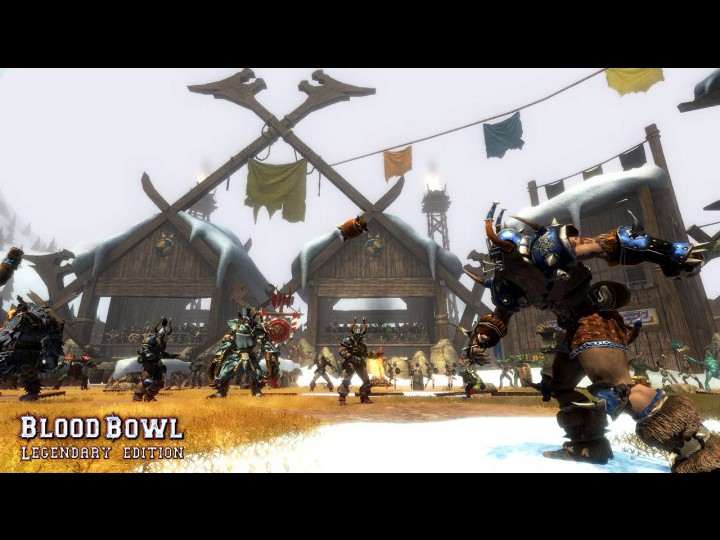 Скачать игру - Blood Bowl: Legendary Edition (2010/MULTI5/ENG-TRiViUM) Скач