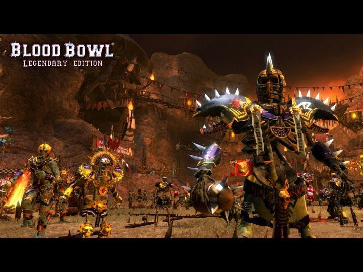 Скачать Blood Bowl: Legendary edition v2.0.1.4 (2011) PC Repack от R.G. UPG