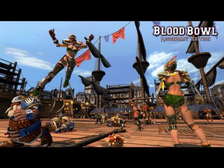 Перед тем как скачать Blood Bowl: Легендарное Издание (2011/Rus/Repack by D