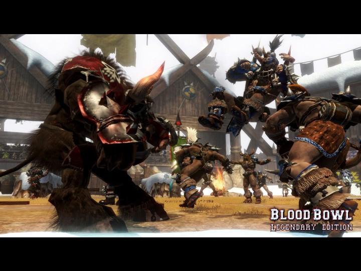 Blood Bowl: Легендарное Издание (2011/Rus/Repack by Dumu4) .