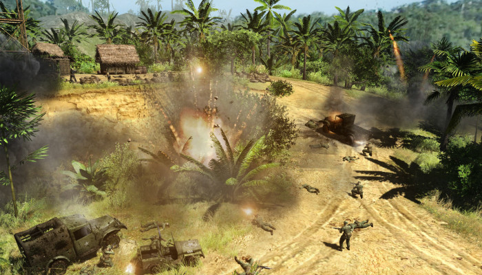к игре Men of War: Vietnam