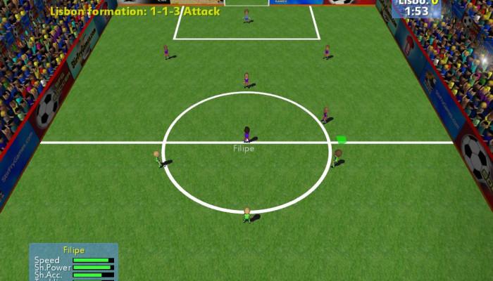 к игре SFG Soccer: Football Fever