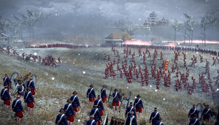 к игре Total War: Shogun 2