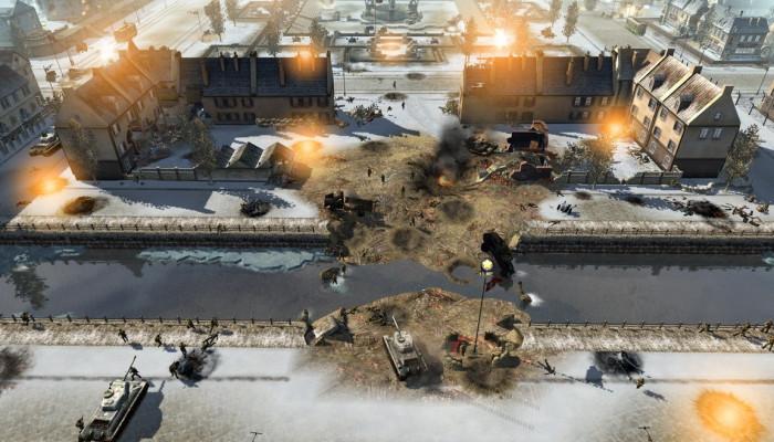 к игре Men of War: Assault Squad