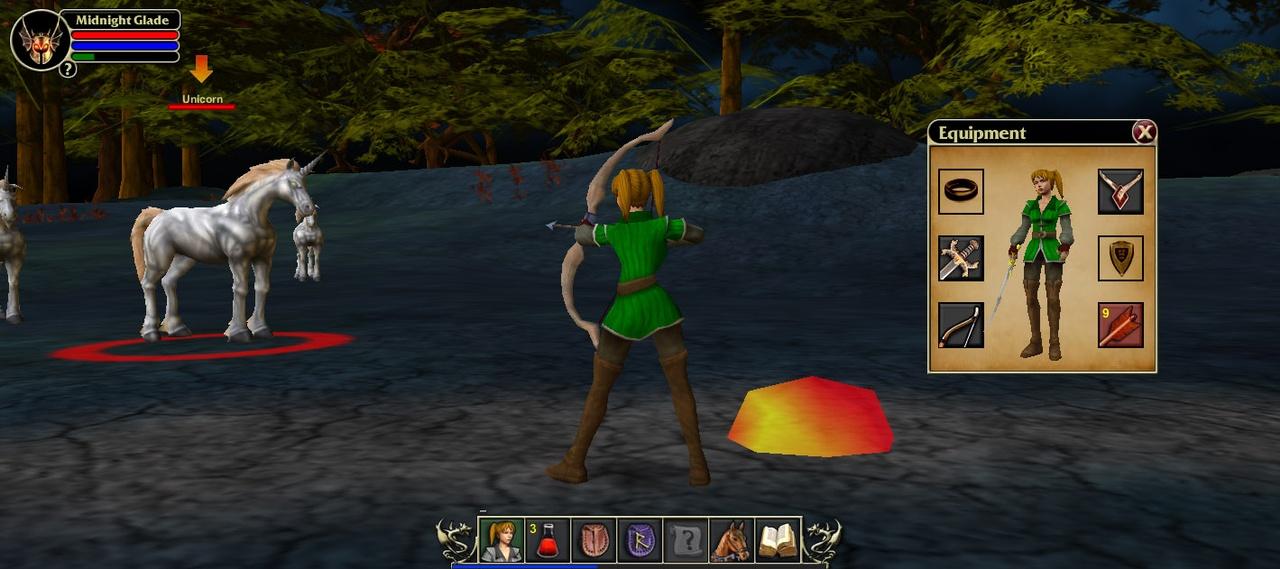Sherwood Dungeon 113
