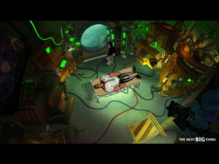 Новый хит / The Next Big Thing (2011) Rus RePack от R.G. Element Arts