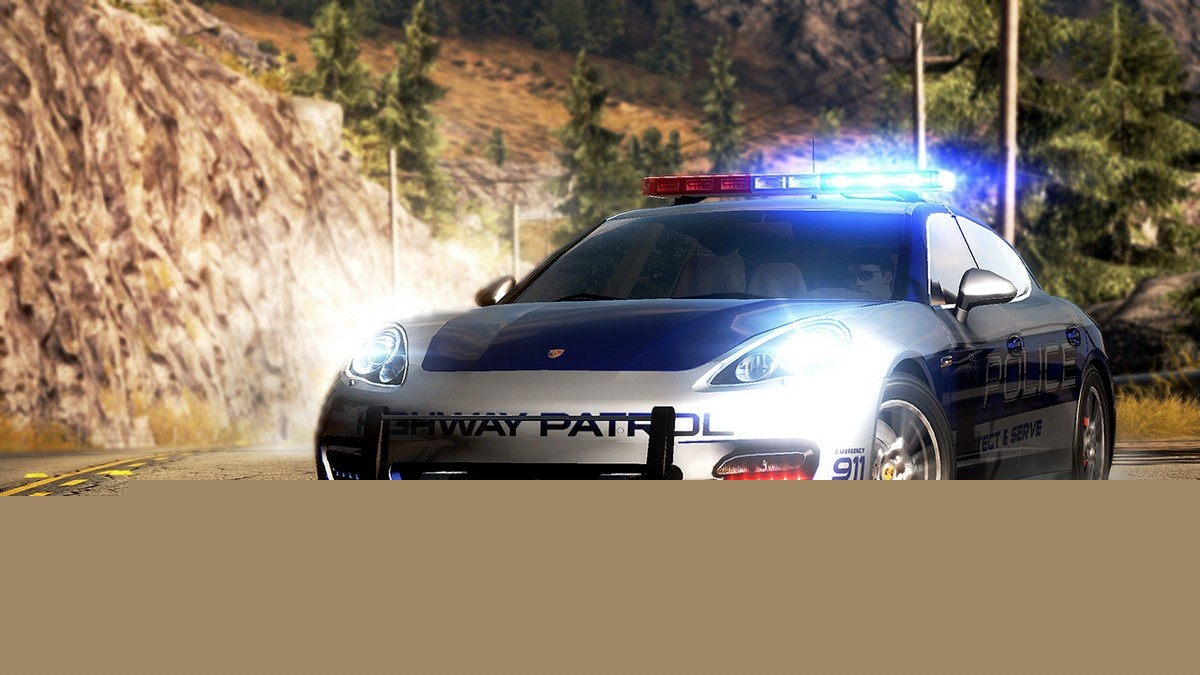 screenshots need for speed: hot pursuit