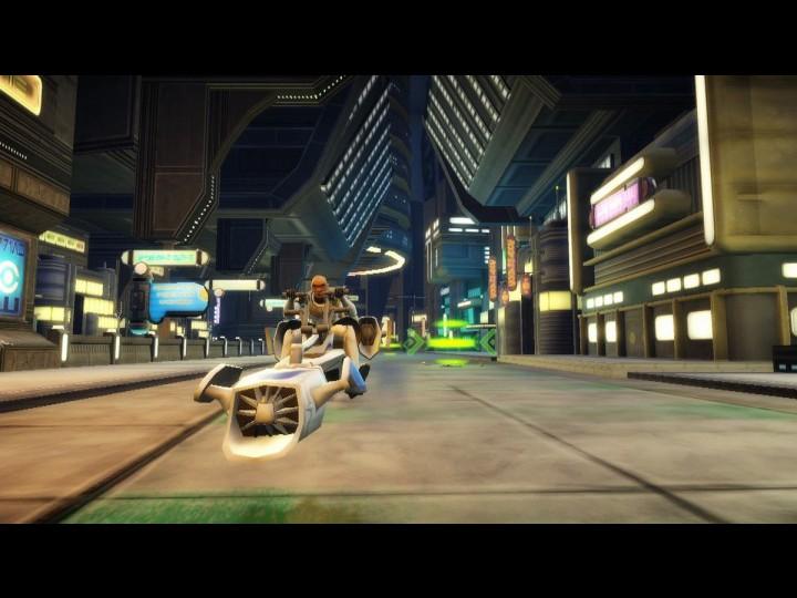 Скриншот из игры Star Wars: Clone Wars Adventures под номером 11.