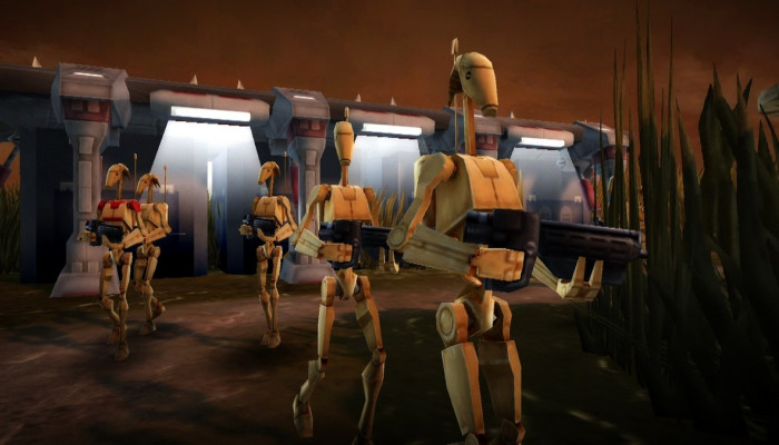 к игре Star Wars: Clone Wars Adventures