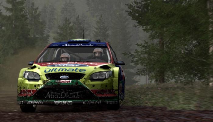 к игре WRC: FIA World Rally Championship