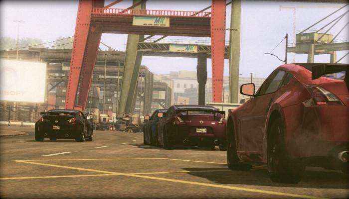к игре Driver: San Francisco