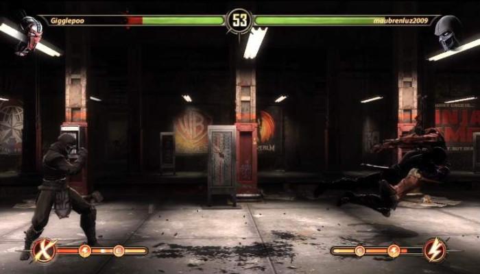к игре Mortal Kombat (2011)