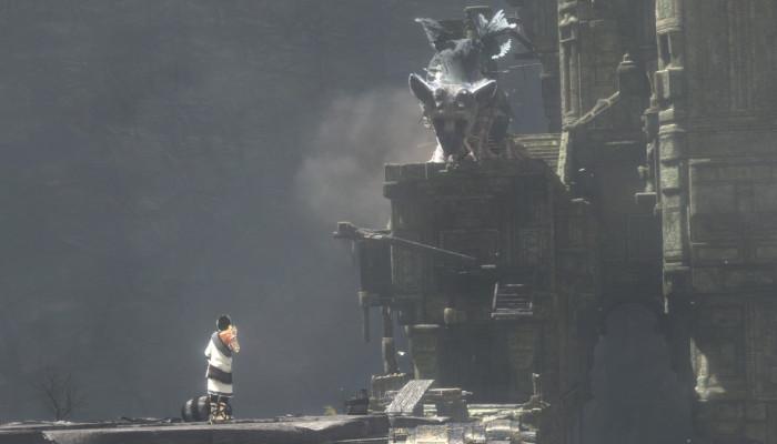 к игре Last Guardian, The