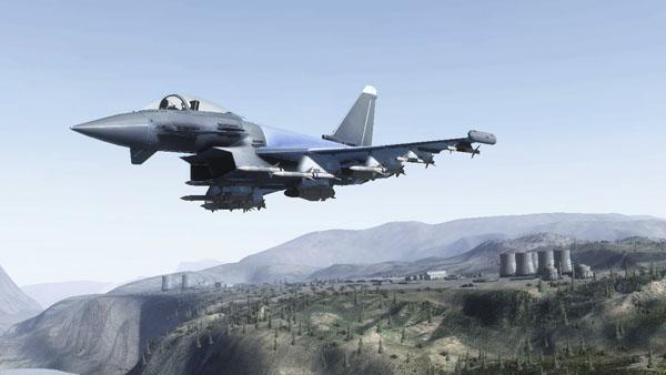 к игре J.A.S.F. Jane's Advanced Strike Fighters