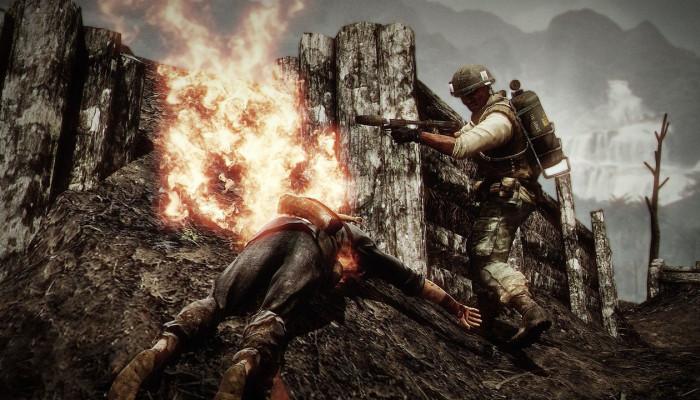 Скачать Battlefield: Bad Company 2 Vietnam (RUS) 2010 + Crack.