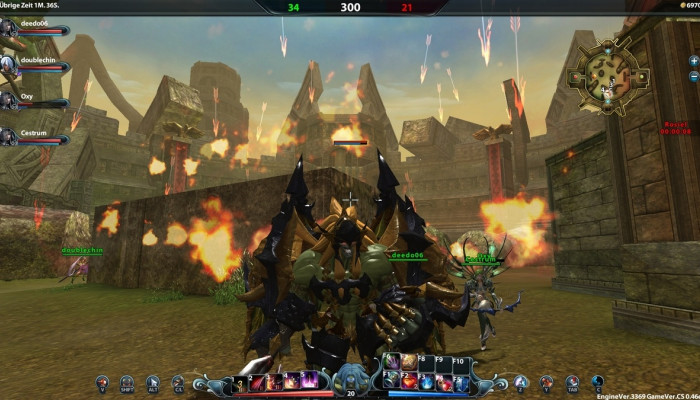 Developed by danal and published burda:ic  alaplaya, land of chaos online is a genuine