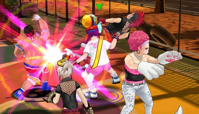 к игре Zone 4: Fight District