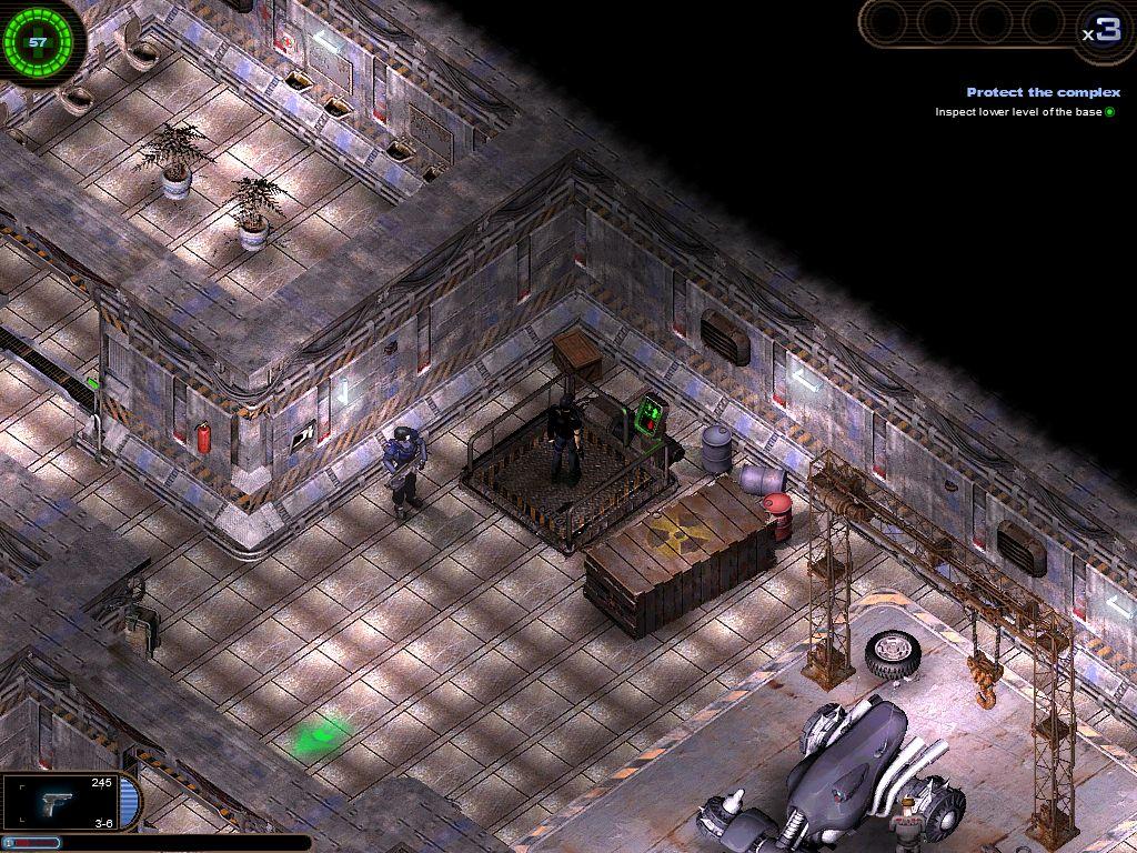 Alien shooter 2 - воинский призыв ключи.