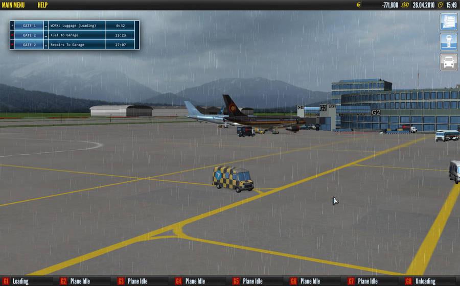Скачать бесплатно игры симулятор аэропорта