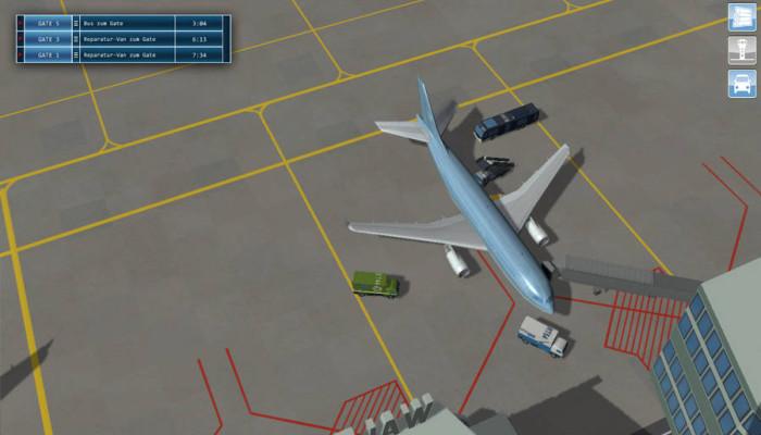 к игре Airport Simulator