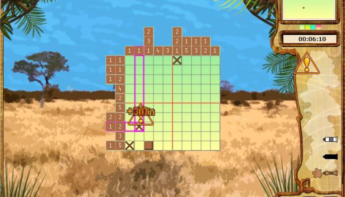 к игре Animal Color Cross