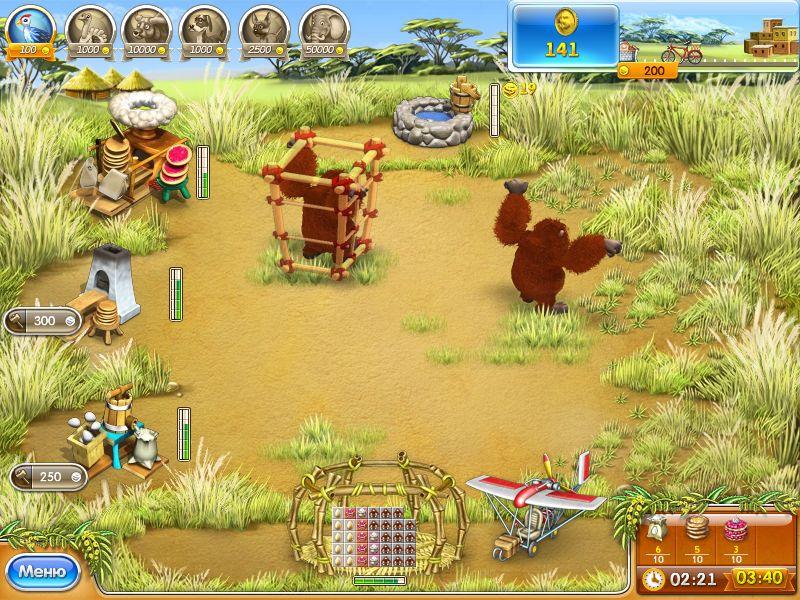 веселая ферма мадагаскар скачать игру - фото 3