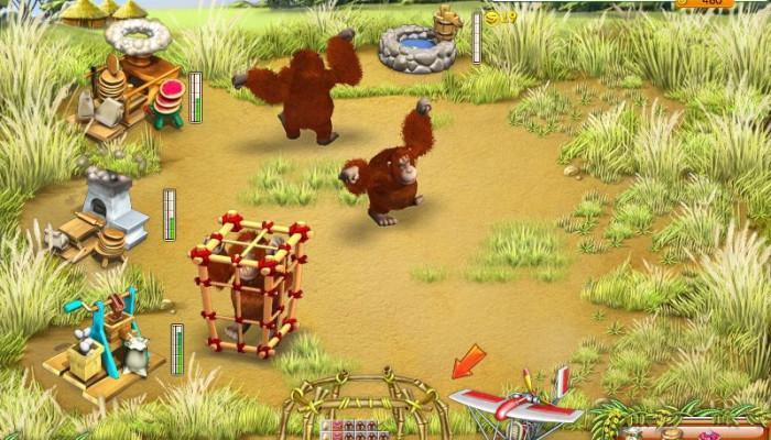 к игре Farm Frenzy 3: Madagascar