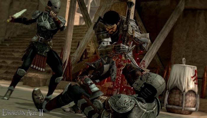 к игре Dragon Age 2