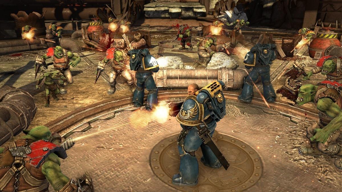 Warhammer 40.000.