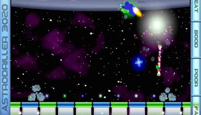 к игре AstroDriller3020