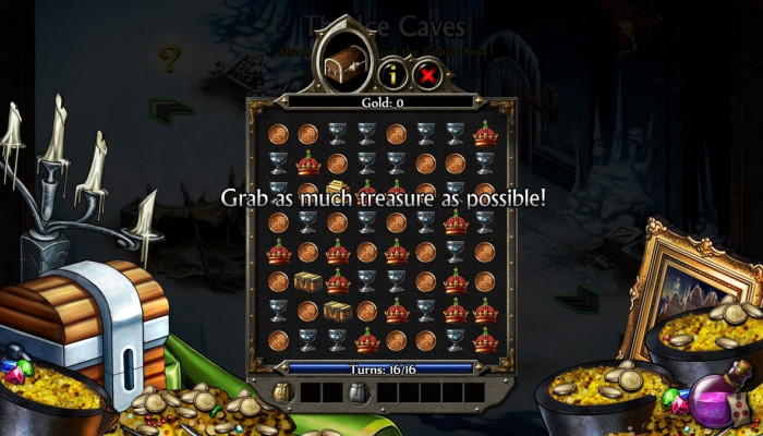 к игре Puzzle Quest 2