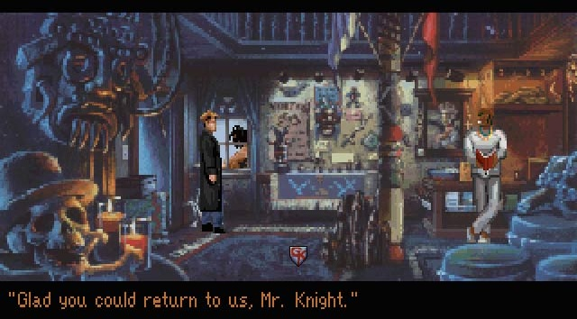 к игре Gabriel Knight: Sins Of The Fathers